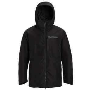 Burton GORE-TEX Radial Shell Jacket Black Women S